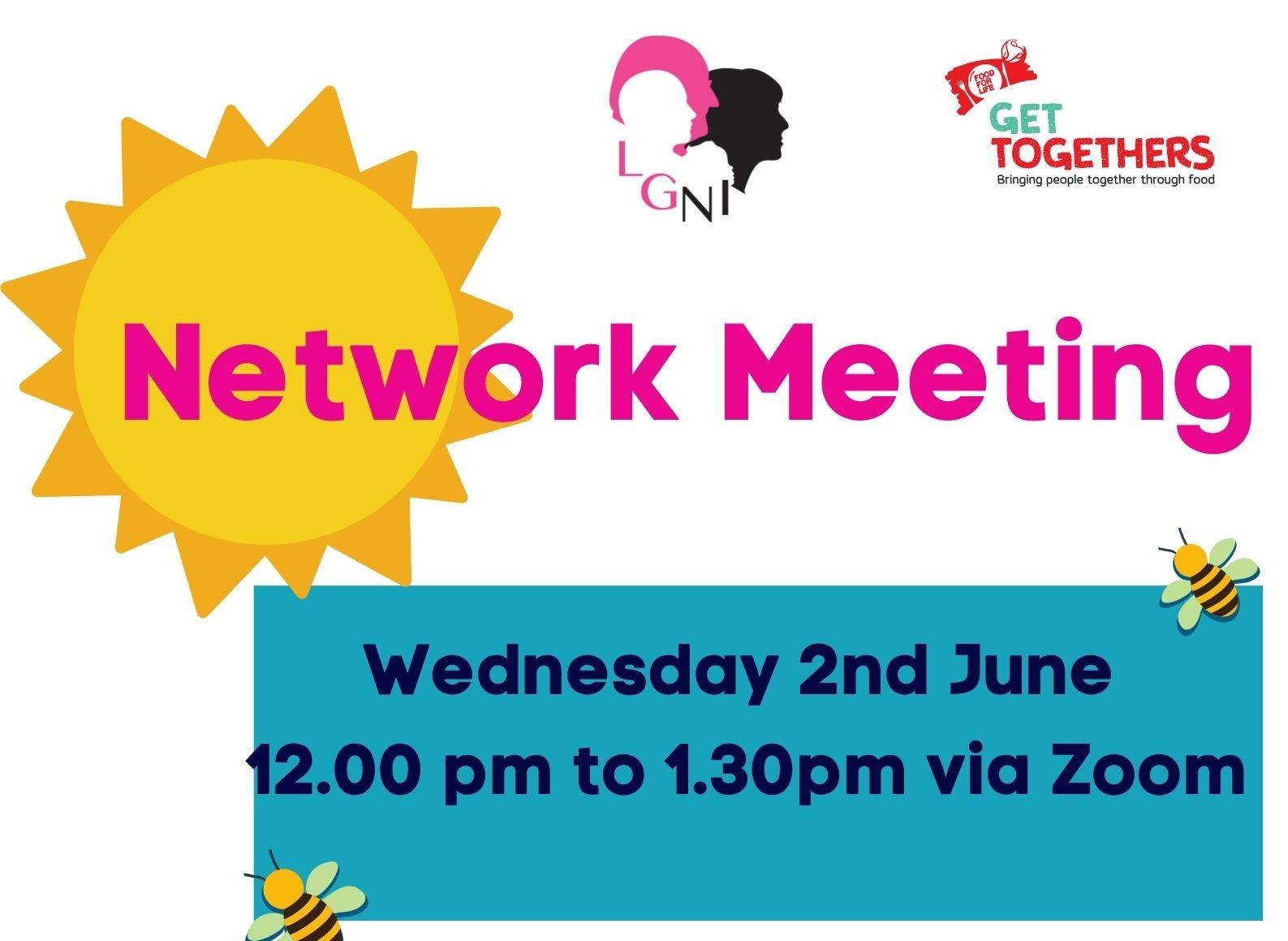 Spring into Summer Network Meeting