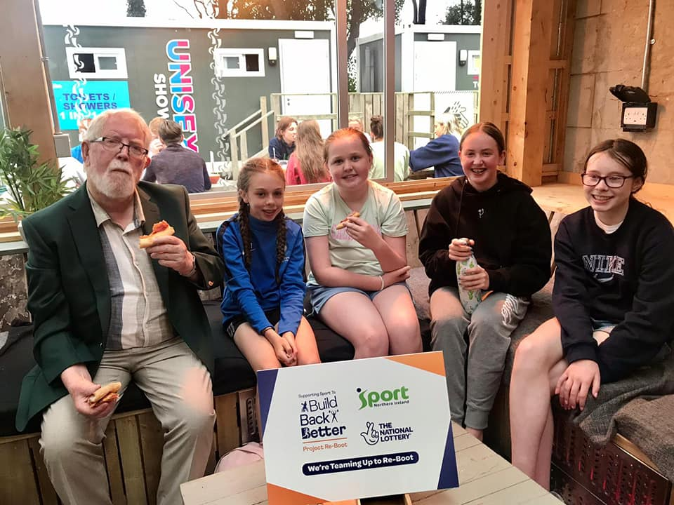 Cathal Brugha All Ages April Project