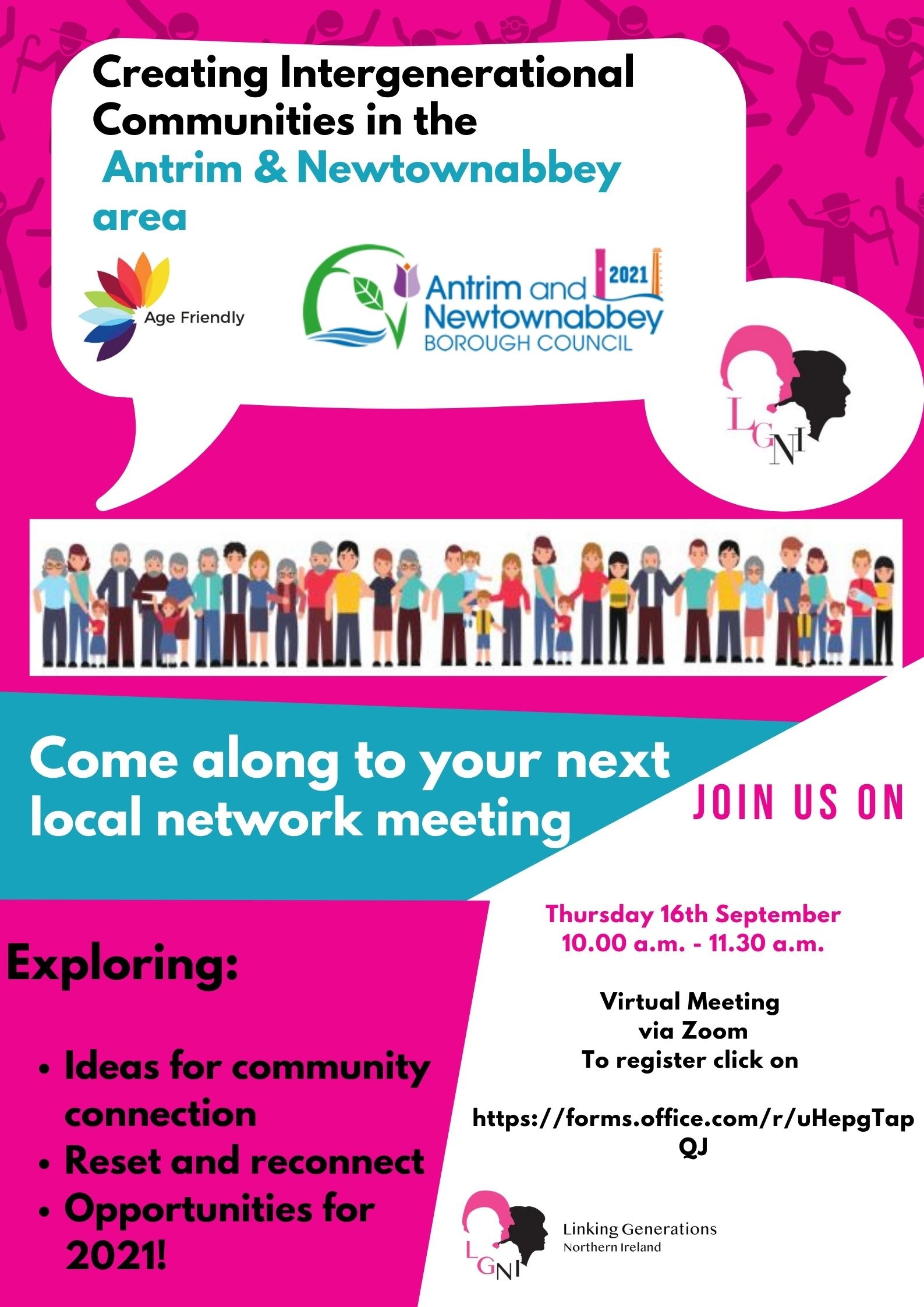 LGNI Antrim and Newtownabbey Network Meeting