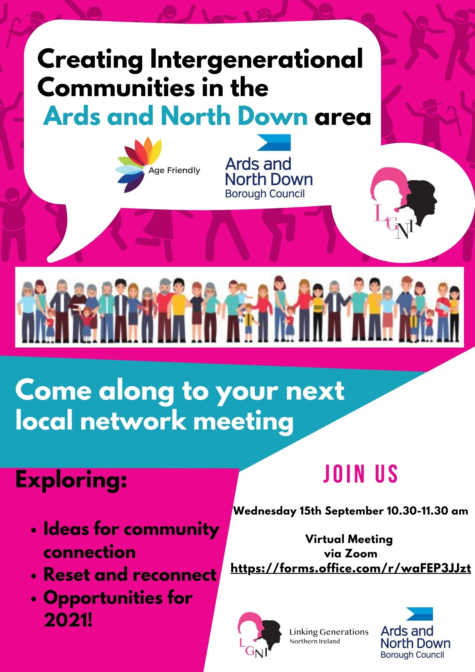 LGNI Ards and North Down Network Meeting