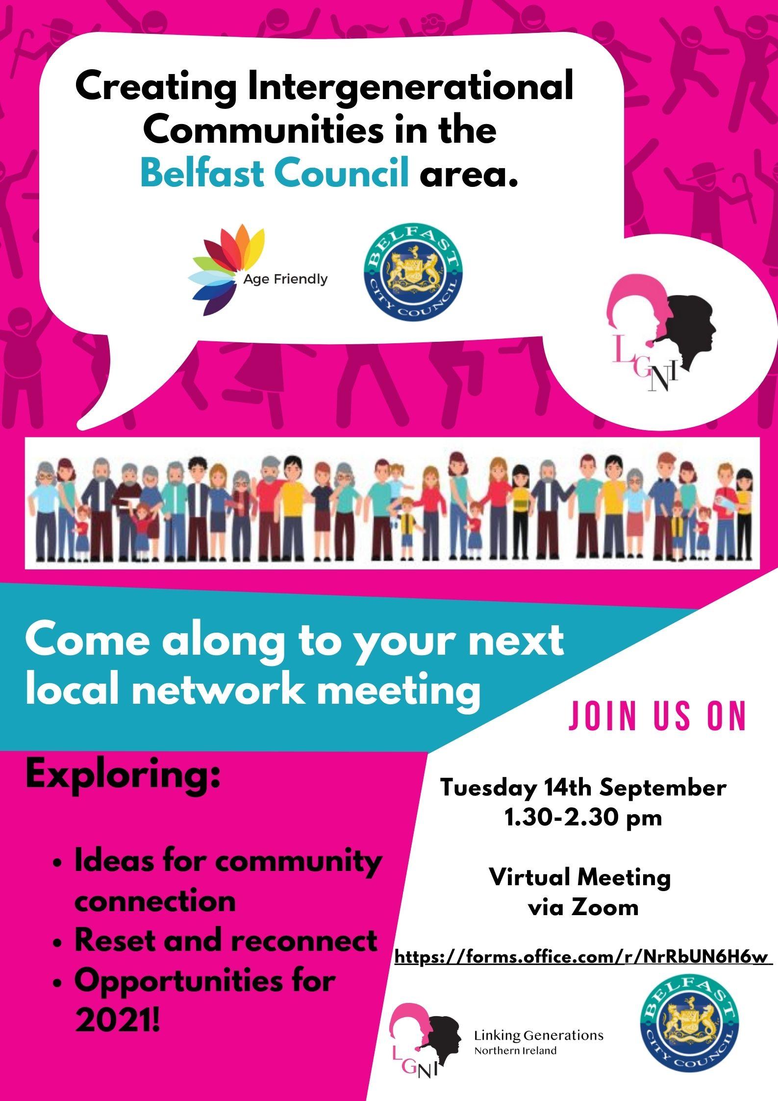 LGNI Belfast Network Meeting