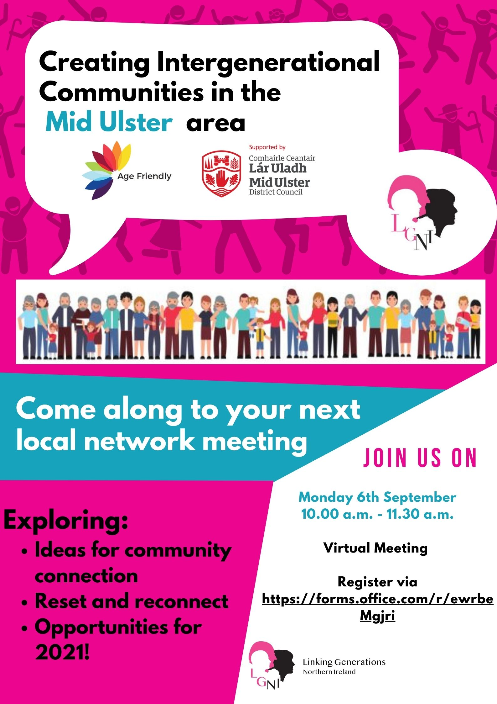 LGNI Mid Ulster Network Meeting