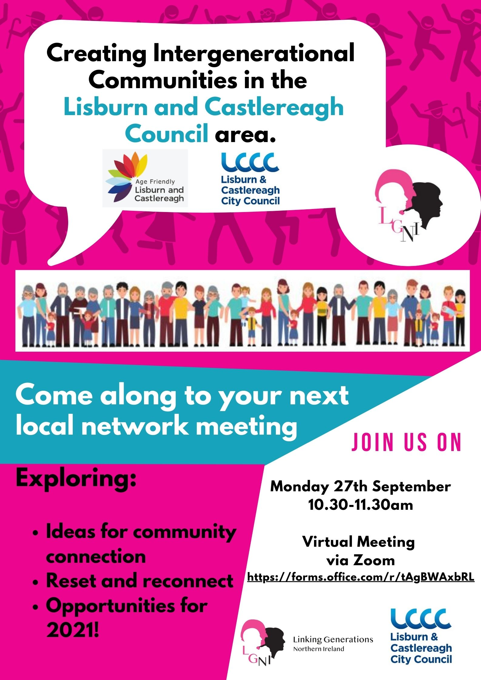 LGNI Lisburn and Castlereagh Network Meeting