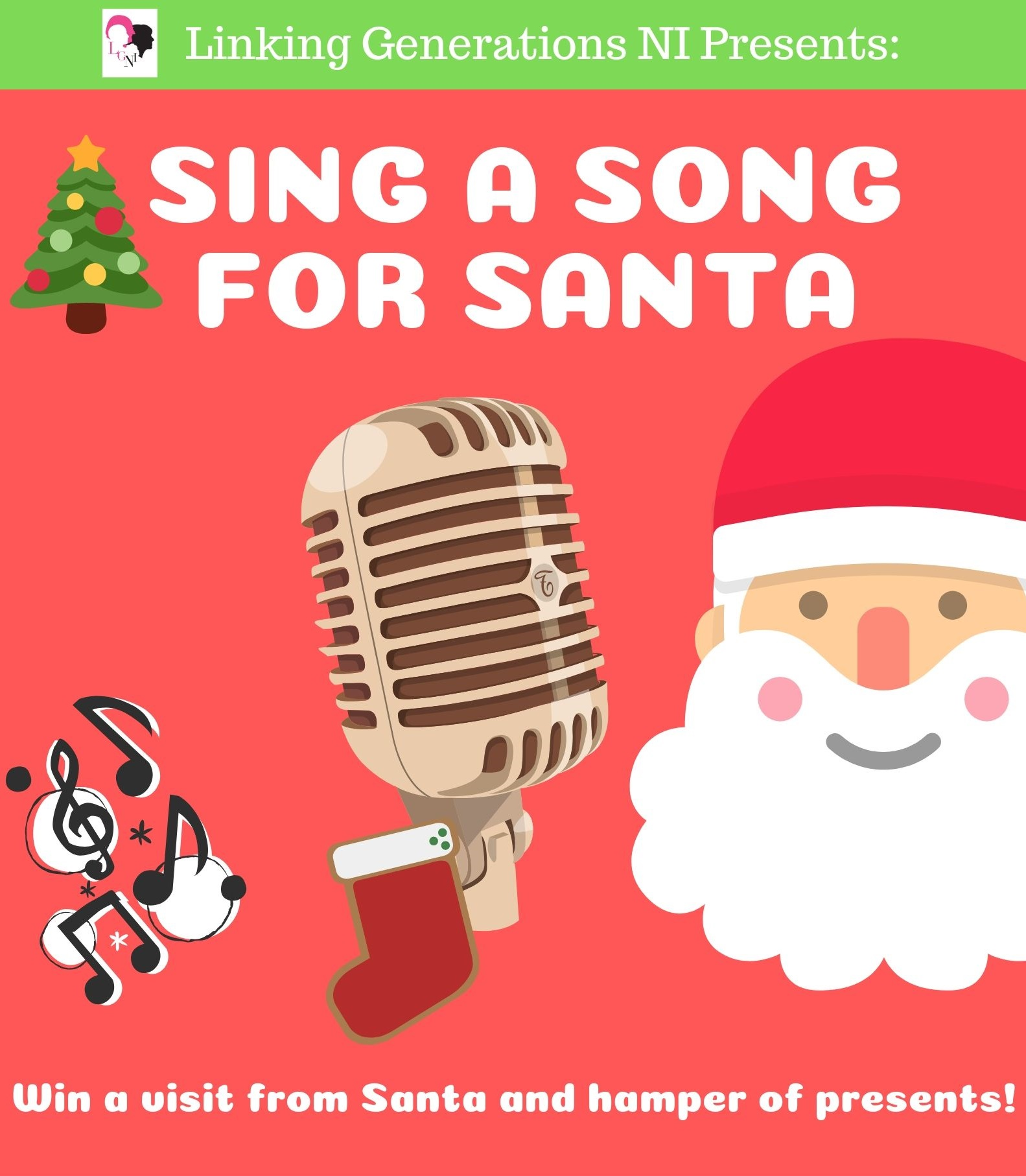 Sing a Song for Santa
