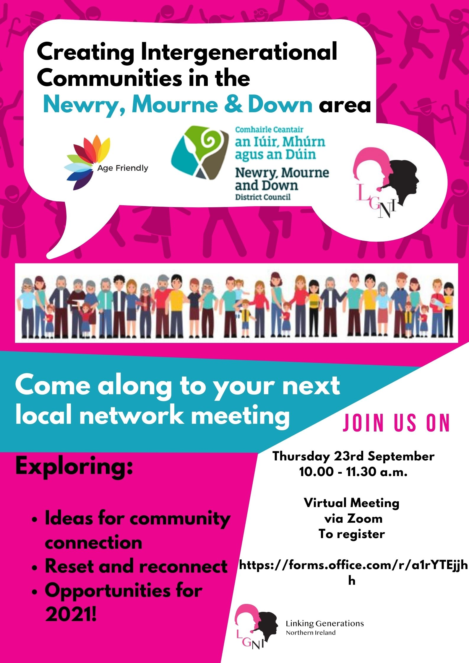 LGNI Newry Mourne & Down Network Meeting